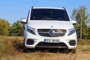 Travelnews.lv apceļo Latviju ar jauno biznesa klases mikroautobusu «Mercedes-Benz V-Klase» 17