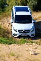 Travelnews.lv apceļo Latviju ar jauno biznesa klases mikroautobusu «Mercedes-Benz V-Klase» 18