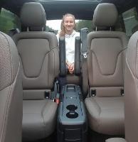 Travelnews.lv apceļo Latviju ar jauno biznesa klases mikroautobusu «Mercedes-Benz V-Klase» 34