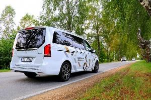 Travelnews.lv apceļo Latviju ar jauno biznesa klases mikroautobusu «Mercedes-Benz V-Klase» 36