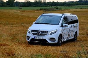 Travelnews.lv apceļo Latviju ar jauno biznesa klases mikroautobusu «Mercedes-Benz V-Klase» 52