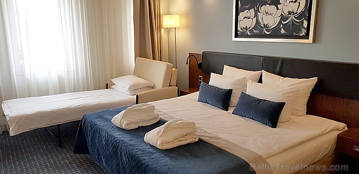 Travelnews.lv iepazīst «Avalon Hotel & Conferences» viesnīcas jaunumus un haizivs cepeti restorānā