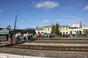 Gulbenē ar daudzveidīgu programmu svin Bānīša svētkus - vienīgā regulāri kursējošā šaursliežu dzelzceļa vilciena 116.dzimšanas dienu 5