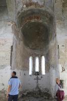 Travelnews.lv apmeklē pamestu 10.gadsimta kristiešu Sentinskas dievnamu. Atbalsta: Magtur 12