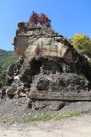Travelnews.lv apmeklē pamestu 10.gadsimta kristiešu Sentinskas dievnamu. Atbalsta: Magtur 22