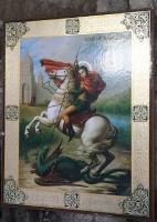 Travelnews.lv apmeklē darbojošu 10. gadsimta kristiešu Šoanina dievnamu osetīņu ciemā. Atbalsta: Magtur 19