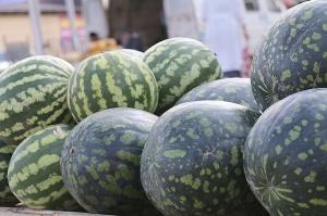 Karačaja-Čerkesijas republikā ēdienā tiek akcentēts garšīgs šašliks, bet augļus un dārzeņus ieved galvenokārt no citurienes. Atbalsta: Magtur 28