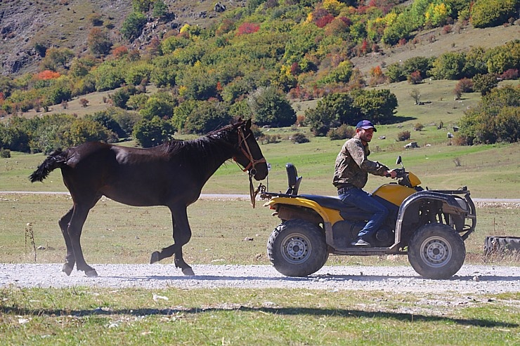 Travelnews.lv apceļo ar mikroautobusu Karačaja-Čerkesijas republiku. Atbalsta: Magtur 267144