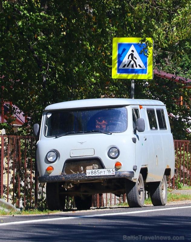 Travelnews.lv apceļo ar mikroautobusu Karačaja-Čerkesijas republiku. Atbalsta: Magtur 267157