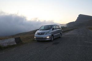 Travelnews.lv apceļo ar mikroautobusu Karačaja-Čerkesijas republiku. Atbalsta: Magtur 50