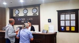 Travelnews.lv nakšņo Kislovodskas viesnīcā «Panorama Hotel». Atbalsta: Magtur 2