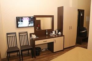 Travelnews.lv nakšņo Kislovodskas viesnīcā «Panorama Hotel». Atbalsta: Magtur 4