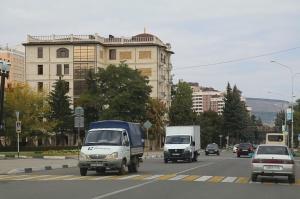 Travelnews.lv nakšņo Kislovodskas viesnīcā «Panorama Hotel». Atbalsta: Magtur 22