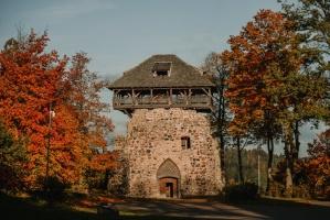 Sigulda var dižoties daudzveidīgām rudens ainavām pilsētā un tās apkārtnē 12