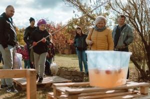 Jau astoto gadu Latvijas sulīgākais festivāls Dobelē pulcē novada un apkārtnes mājražotājus, stādaudzētājus, augļkopjus un interesentus 18