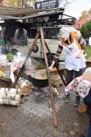 Simjūda tirgus Valmierā pulcē tirgotājus ar viduslaiku Livonijas labumiem 3