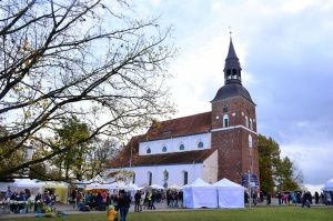 Simjūda tirgus Valmierā pulcē tirgotājus ar viduslaiku Livonijas labumiem 6