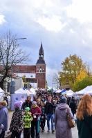 Simjūda tirgus Valmierā pulcē tirgotājus ar viduslaiku Livonijas labumiem 8