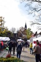 Simjūda tirgus Valmierā pulcē tirgotājus ar viduslaiku Livonijas labumiem 15