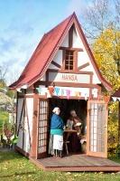 Simjūda tirgus Valmierā pulcē tirgotājus ar viduslaiku Livonijas labumiem 17