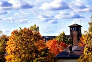Latvijas vecākajā pilsētā Ludzā var izbaudīt krāšņu rudeni 2