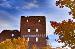 Latvijas vecākajā pilsētā Ludzā var izbaudīt krāšņu rudeni 9