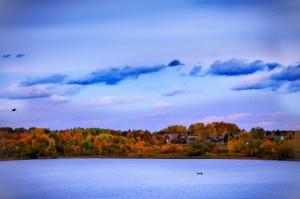 Latvijas vecākajā pilsētā Ludzā var izbaudīt krāšņu rudeni 10