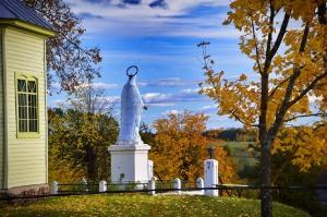 Latvijas vecākajā pilsētā Ludzā var izbaudīt krāšņu rudeni 12