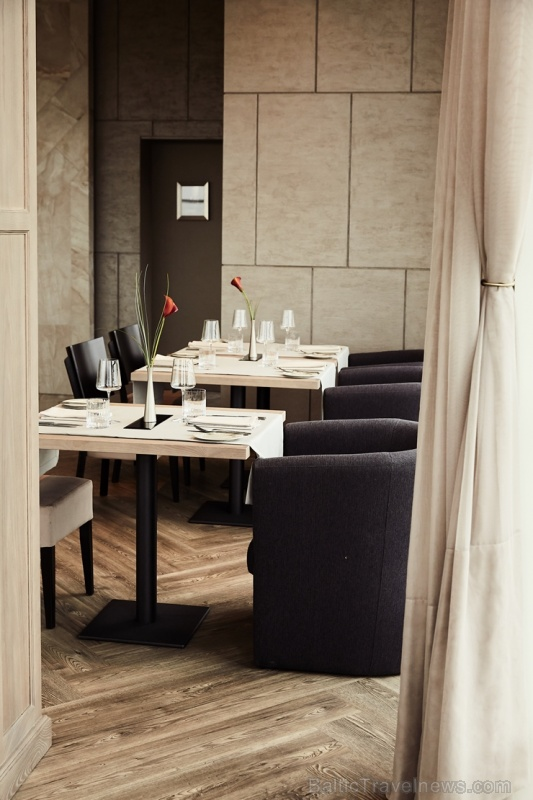 Bellevue Park Hotel Riga aicina ikvienu izbaudīt īpašo rudens nedēļas piedāvājumu 11.stāva panorāmas restorānā Le Sommet