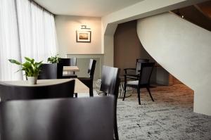 Bellevue Park Hotel Riga aicina ikvienu izbaudīt īpašo rudens nedēļas piedāvājumu 11.stāva panorāmas restorānā Le Sommet 9