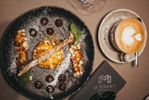 Bellevue Park Hotel Riga aicina ikvienu izbaudīt īpašo rudens nedēļas piedāvājumu 11.stāva panorāmas restorānā Le Sommet 4