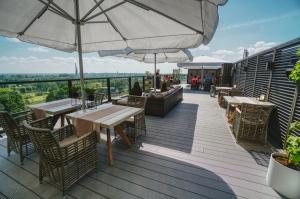 Bellevue Park Hotel Riga aicina ikvienu izbaudīt īpašo rudens nedēļas piedāvājumu 11.stāva panorāmas restorānā Le Sommet 14