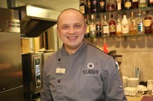 Travelnews.lv ievērtē Jūrmalas viesnīcas restorāna «Kurshi Terase» vakariņu piedāvājumu 4