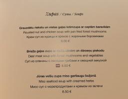 Travelnews.lv ievērtē Jūrmalas viesnīcas restorāna «Kurshi Terase» vakariņu piedāvājumu 11