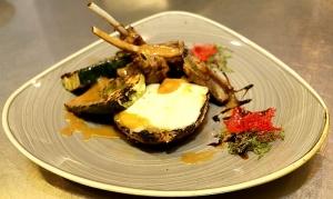 Travelnews.lv ievērtē Jūrmalas viesnīcas restorāna «Kurshi Terase» vakariņu piedāvājumu 17
