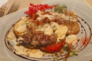 Travelnews.lv ievērtē Jūrmalas viesnīcas restorāna «Kurshi Terase» vakariņu piedāvājumu 20
