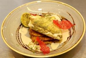 Travelnews.lv ievērtē Jūrmalas viesnīcas restorāna «Kurshi Terase» vakariņu piedāvājumu 22