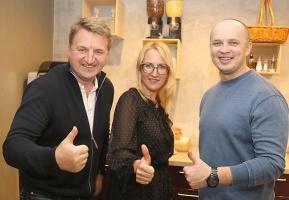 Travelnews.lv ievērtē Jūrmalas viesnīcas restorāna «Kurshi Terase» vakariņu piedāvājumu 35