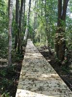 Jaundomes dabas taka Dagdā lieliski papildinās Jaundomes muižas Vides izglītības centra piedāvājumu -  tūristi varēs ne tikai iepazīt ezera pasauli ek 3