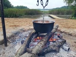 Jaundomes dabas taka Dagdā lieliski papildinās Jaundomes muižas Vides izglītības centra piedāvājumu -  tūristi varēs ne tikai iepazīt ezera pasauli ek 6