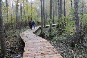 Jaundomes dabas taka Dagdā lieliski papildinās Jaundomes muižas Vides izglītības centra piedāvājumu -  tūristi varēs ne tikai iepazīt ezera pasauli ek 15