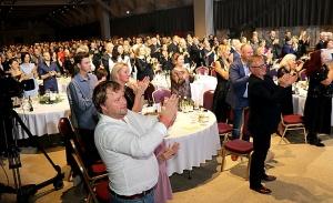 Latvijas populārākais šefpavārs Mārtiņš Rītiņš lielā draugu un viesu pulkā svin 70 60