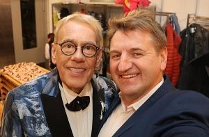 Latvijas populārākais šefpavārs Mārtiņš Rītiņš lielā draugu un viesu pulkā svin 70 61