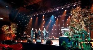 Travelnews.lv piedāvā dažus fotomirkļus no Latvijas populārākā šefpavāra Mārtiņa Rītiņa jubilejas 2