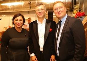 Travelnews.lv piedāvā dažus fotomirkļus no Latvijas populārākā šefpavāra Mārtiņa Rītiņa jubilejas 28