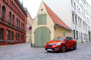 Travelnews.lv apceļo Latviju ar jauno piektās paaudzes «Renault Clio TCe 130» 1