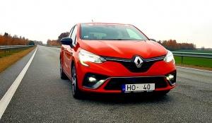 Travelnews.lv apceļo Latviju ar jauno piektās paaudzes «Renault Clio TCe 130» 11
