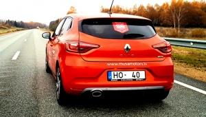 Travelnews.lv apceļo Latviju ar jauno piektās paaudzes «Renault Clio TCe 130» 12