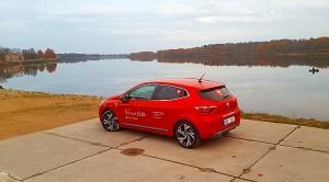 Travelnews.lv apceļo Latviju ar jauno piektās paaudzes «Renault Clio TCe 130» 15
