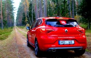Travelnews.lv apceļo Latviju ar jauno piektās paaudzes «Renault Clio TCe 130» 24